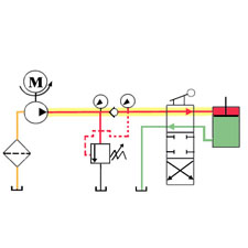 pressure control valve application petroed rh petroed com Electrical Schematics For Dummies Basic Electrical Schematic Diagrams