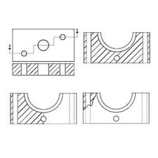 orthographic projection petroed rh petroed com House Electrical Schematics House Electrical Schematics