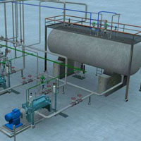 Diesel Hydrotreating Unit